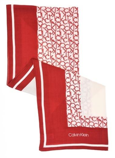 Calvin Klein Atkı Kırmızı